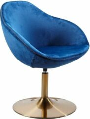 Sky Style Sarin Fauteuil Blauw