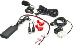 Zwarte No Name Bluetooth Carkit Bellen Muziek Streamen Bmw E60 E61 E63 E81 E87 E90 E91 E92 E93 USB Mp3 Navigatie