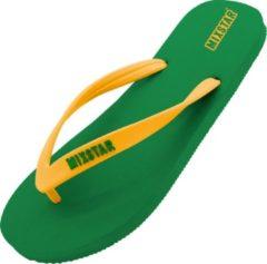 Mixstar Slipper Brasil groen - men
