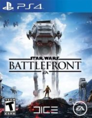 Electronic art Star Wars: Battlefront - EN/AR - PS4
