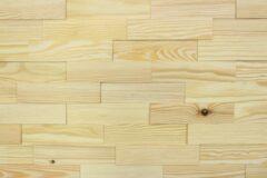 Wodewa lambrisering hout 3D-look nordic grenen, geborsteld naturel 1m² wandpanelen moderne wanddecoratie houten lambrisering houten wand woonkamer keuken slaapkamer