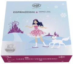 Kinder-Set 5-tlg. element Bottle Princess Alfi Edelstahl