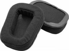 Dolphix Oorkussens compatibel met Logitech G633 en G933 gaming headsets / zwart