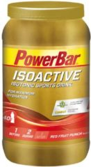 POWERBAR Isoactive Sports Drink Red Fruit Punch 1320 g drank, Sportdrank,