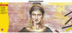 Eberhard Faber Tekenset EFA bliketui 37 stuks