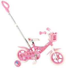 Rosa 10 Zoll Kinderfahrrad Volare Yipeeh Flowerie S Volare pink