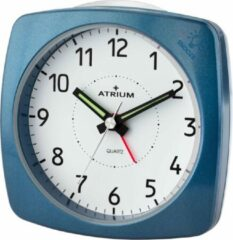 ATRIUM wekker Analoog Blauw - A251-5