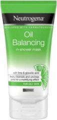 Neutrogena Oil Balancing In-Shower Mask - 150 ml