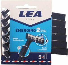 Wet N Wild Lea - LEA EMERGING2 disposable razor LOTE 6 pz