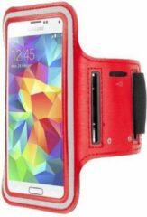 Samsung Galaxy S7 sports armband case Rood Red