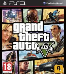 Rockstar Games Tak Grand Theft Auto 5 (Gta 5) 18 Ps3