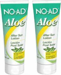 NO-AD Aloë Vera After Sun Lotion - 100 ml - 2 pak