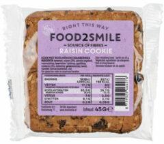 Food2smile Raisin Cookie (45g)