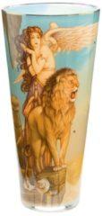 Lions Return Vase Artis Orbis Goebel Bunt