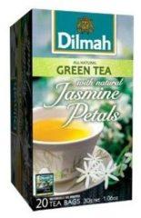 Dilmah Groene Thee Met Jasmijn 20st