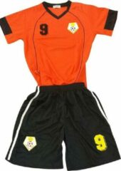 CHIAMAX EK - Oranje - kinderen - voetbaltenue - Nederlands Elftal - 8 -jr