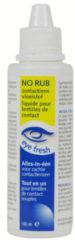 Eye Fresh Eyefresh No rub alles in een vloeistof zachte lenzen 100 Milliliter