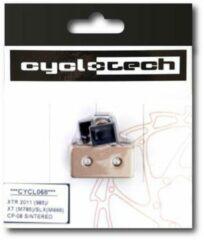 Cyclotech Components Prodisc Metal Remblokken voor o.a. Shimano XT - XTR - SLX - DEORE