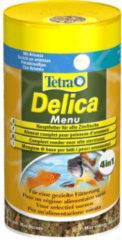 TetraDelica Menu tropische vissenvoer 100 ml