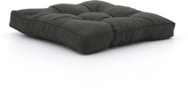 Afbeelding van Zwarte Madison Florance loungekussen zit ca. 60x60cm - Laagste prijsgarantie!