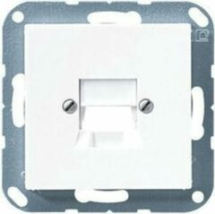 Witte Jung AS500 Outlet-component schakelmateriaal