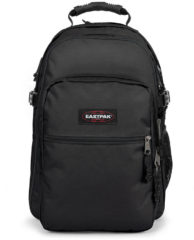 Zwarte Eastpak Tutor Rugzak 15 inch laptopvak - Black