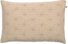 Goudkleurige Dutch Decor Kussenhoes Debora 40x60 cm goud