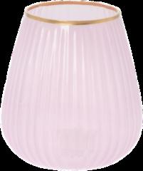 Riverdale NL Sfeerlicht Chelsea roze 15cm