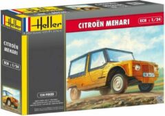 Heller Bouwpakket Citroën Mehari