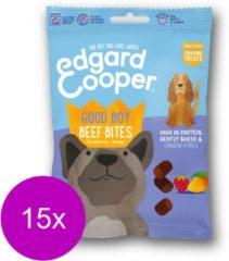 Edgard & Cooper Rund Bites - voor honden - Hondensnack - 15 x 50g