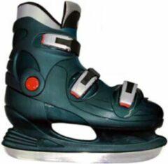 Groene Merkloos / Sans marque Heren schaatsen | schaatsen volwassenen | hockeyschaatsen - maat 42