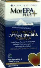 Vitals Minami Mor Epa Plus - 60 capsules - Visolie - Voedingssupplement