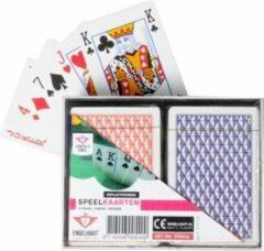 Longfield Games 2 Pakjes Speelkaarten