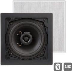 Artsound FL101BT luidspreker 2-weg 90 W Zwart, Wit Bedraad en draadloos