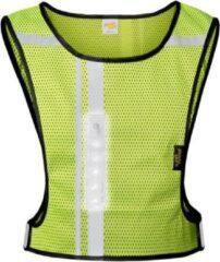 Piri Sport div. Safety runners vest - Accessoires - geel - L