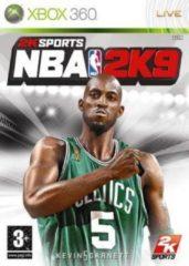 2KGames NBA 2K9 /X360