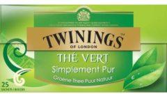 Twinings Pure groen tea 25 Stuks