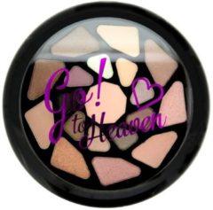 I Heart Revolution Makeup Revolution Go! - Go to Heaven - Oogschaduw Palet