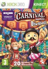 2K Carnival: Kermis Games In Beweging - Xbox 360