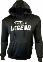 Zwarte Legend Sports Luxury Unisex Sweater Maat S