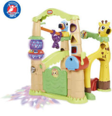 Activiteitenspeelgoed Little Tikes Activity Garden Treehouse