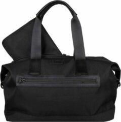 The Little Green Bag The Little groen Bag Luiertas Daisy Diaperbag Set Zwart