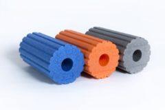 Black Roll - Blackroll Groove Pro - Massagerol maat 30 cm - 15 cm oranje