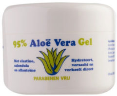Jacob Hooy Huid- & Spierverzorging Aloё Vera Gel 95% - 200 ml - Bodygel