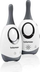 Witte Babymoov - Simply Care new color - Babyfoon (+ 2 adaptat.)