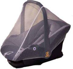 Transparante Reer - Euret Muggennet Autostoeltje