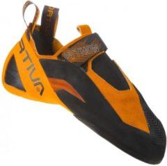 La Sportiva - Python - Klimschoenen maat 36, zwart/oranje/bruin