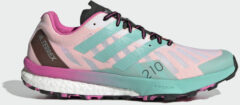 Roze Adidas Terrex Speed Ultra Trail Running Schoenen