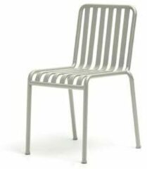 Grijze HAY Palissade Chair Stoel