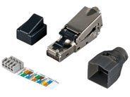 EFB-Elektronik 88035.1 - RJ45-Stecker Cat.6 AWG22-27 Metall 88035.1
